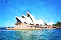 Travel Diary – Australia 2015 – Sydney – Day 1