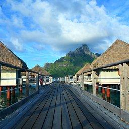 9 days in Bora Bora – Part 1